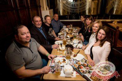 Группа «КАР-МЭН», 29 марта 2018 - Ресторан «Максимилианс» Тюмень - 37