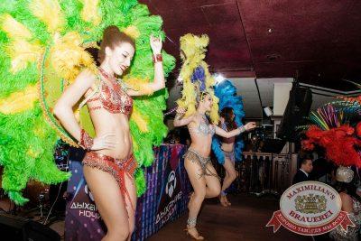 «Дыхание ночи»: бразильская вечеринка «Viva labrasilia», 16 июня 2018 - Ресторан «Максимилианс» Тюмень - 14