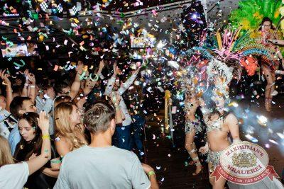 «Дыхание ночи»: бразильская вечеринка «Viva labrasilia», 16 июня 2018 - Ресторан «Максимилианс» Тюмень - 35