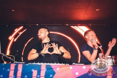 «Дыхание ночи»: DJ Denis Agamirov, 14 июля 2018 - Ресторан «Максимилианс» Тюмень - 19
