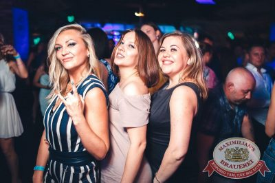 «Дыхание ночи»: DJ Denis Agamirov, 14 июля 2018 - Ресторан «Максимилианс» Тюмень - 38
