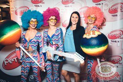 Вечеринка «Ретро FM», 20 июля 2018 - Ресторан «Максимилианс» Тюмень - 6