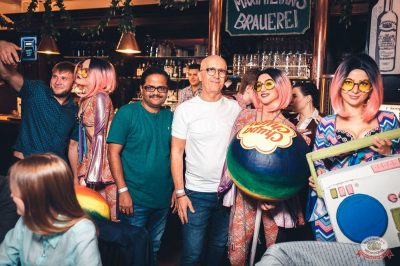 Вечеринка «Ретро FM», 17 августа 2018 - Ресторан «Максимилианс» Тюмень - 48
