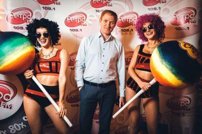 «Вечеринка Ретро FM», 14 сентября 2018 - Ресторан «Максимилианс» Тюмень - 1