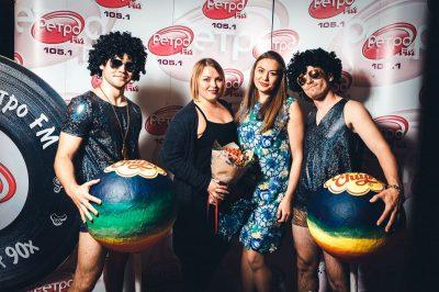 «Вечеринка Ретро FM», 14 сентября 2018 - Ресторан «Максимилианс» Тюмень - 11