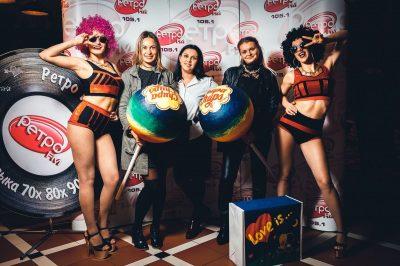 «Вечеринка Ретро FM», 14 сентября 2018 - Ресторан «Максимилианс» Тюмень - 12