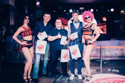 «Вечеринка Ретро FM», 14 сентября 2018 - Ресторан «Максимилианс» Тюмень - 31