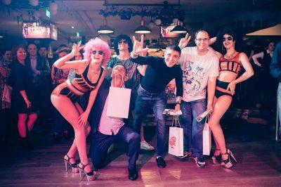 «Вечеринка Ретро FM», 14 сентября 2018 - Ресторан «Максимилианс» Тюмень - 32