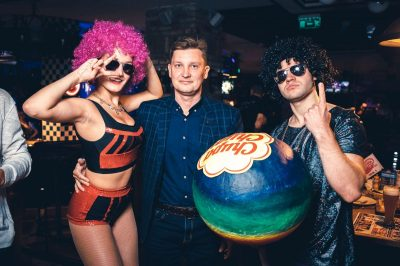 «Вечеринка Ретро FM», 14 сентября 2018 - Ресторан «Максимилианс» Тюмень - 38