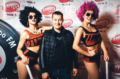 «Вечеринка Ретро FM», 14 сентября 2018 - Ресторан «Максимилианс» Тюмень - 6