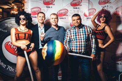 «Вечеринка Ретро FM», 14 сентября 2018 - Ресторан «Максимилианс» Тюмень - 7