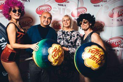 «Вечеринка Ретро FM», 14 сентября 2018 - Ресторан «Максимилианс» Тюмень - 8