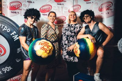 «Вечеринка Ретро FM», 14 сентября 2018 - Ресторан «Максимилианс» Тюмень - 9
