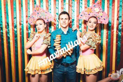 «Дыхание ночи»: русская вечеринка «Matreshka Party», 12 октября 2018 - Ресторан «Максимилианс» Тюмень - 3