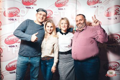 Группа «Чиж & Co», 18 октября 2018 - Ресторан «Максимилианс» Тюмень - 0005