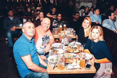 Группа «Чиж & Co», 18 октября 2018 - Ресторан «Максимилианс» Тюмень - 0020