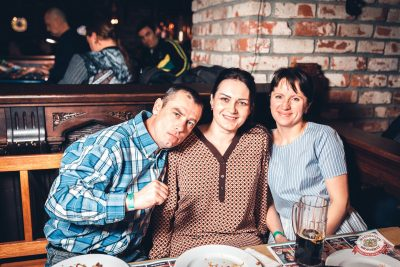 Группа «Чиж & Co», 18 октября 2018 - Ресторан «Максимилианс» Тюмень - 0040