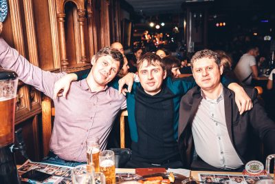 Группа «Чиж & Co», 18 октября 2018 - Ресторан «Максимилианс» Тюмень - 0049