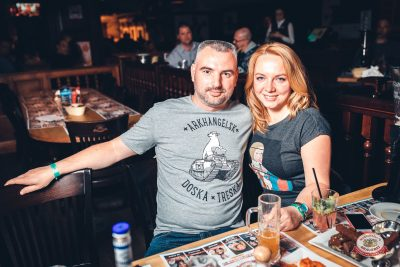 Группа «Чиж & Co», 18 октября 2018 - Ресторан «Максимилианс» Тюмень - 0055