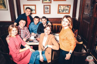 Группа «Чиж & Co», 18 октября 2018 - Ресторан «Максимилианс» Тюмень - 0063