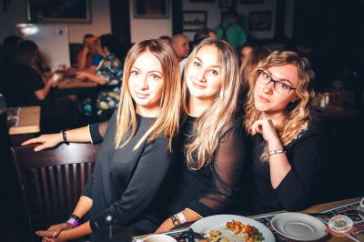 Александр Незлобин, 25 октября 2018 - Ресторан «Максимилианс» Тюмень - 32