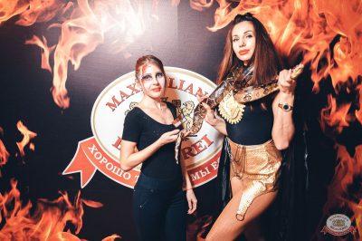 «Хэллоуин»: «От заката до рассвета», 26 октября 2018 - Ресторан «Максимилианс» Тюмень - 7