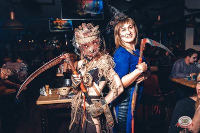 «Хэллоуин»: «Территория страха», 27 октября 2018 - Ресторан «Максимилианс» Тюмень - 0042