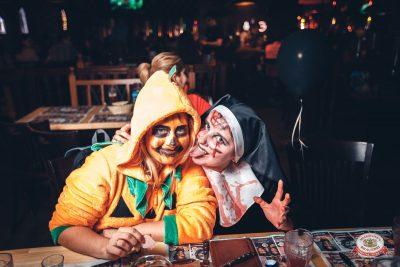 «Хэллоуин»: «Территория страха», 27 октября 2018 - Ресторан «Максимилианс» Тюмень - 0061