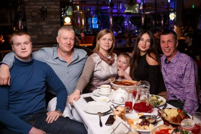 Herb McCoy, 8 ноября 2018 - Ресторан «Максимилианс» Тюмень - 21