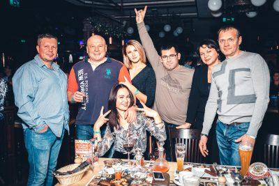 Александр Иванов и группа «Рондо», 21 ноября 2018 - Ресторан «Максимилианс» Тюмень - 0059