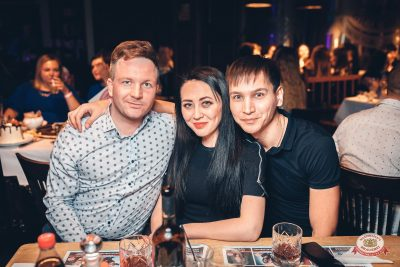 «Вечеринка Ретро FM», 23 ноября 2018 - Ресторан «Максимилианс» Тюмень - 0056