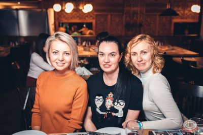 Mgzavrebi, 4 декабря 2018 - Ресторан «Максимилианс» Тюмень - 16