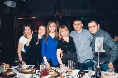 «Дыхание ночи»: Dj Stylezz (Москва), 2 марта 2019 - Ресторан «Максимилианс» Тюмень - 21