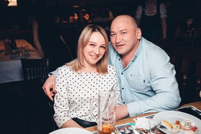 «Дыхание ночи»: Dj Stylezz (Москва), 2 марта 2019 - Ресторан «Максимилианс» Тюмень - 32