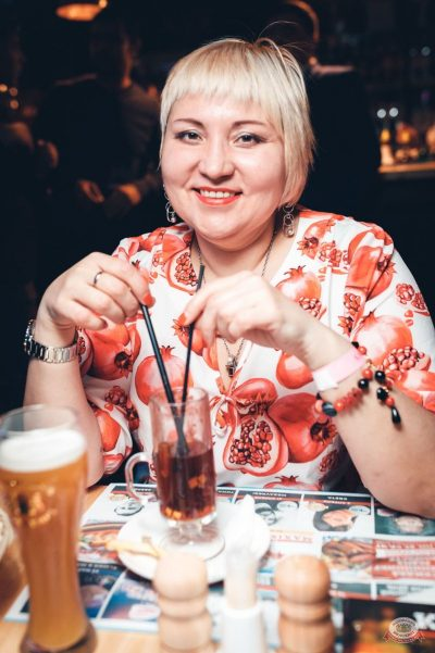 «Дыхание ночи»: Dj Stylezz (Москва), 2 марта 2019 - Ресторан «Максимилианс» Тюмень - 42
