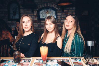 «Дыхание ночи»: Dj Stylezz (Москва), 2 марта 2019 - Ресторан «Максимилианс» Тюмень - 54