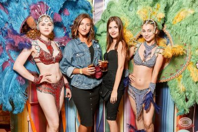 «Дыхание ночи»: Latino fiesta, 17 августа 2019 - Ресторан «Максимилианс» Тюмень - 1