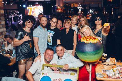 Вечеринка «Ретро FM», 23 августа 2019 - Ресторан «Максимилианс» Тюмень - 48