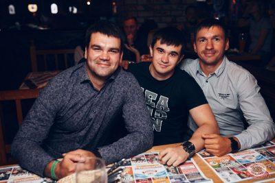 Стендап: Новикова, Старовойтов, Чабдаров, 29 августа 2019 - Ресторан «Максимилианс» Тюмень - 29