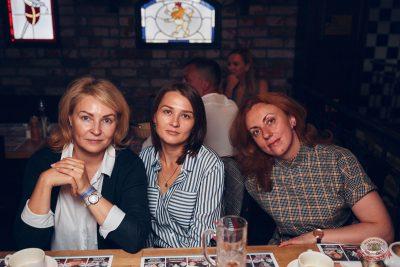 Стендап: Новикова, Старовойтов, Чабдаров, 29 августа 2019 - Ресторан «Максимилианс» Тюмень - 46