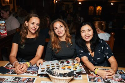 Группа «Мираж», 3 октября 2019 - Ресторан «Максимилианс» Тюмень - 33