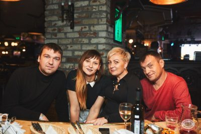 Группа «Рождество», 10 октября 2019 - Ресторан «Максимилианс» Тюмень - 56