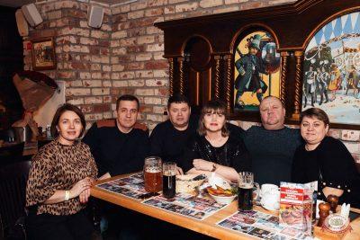 Группа «Рок-острова», 23 января 2020 - Ресторан «Максимилианс» Тюмень - 31