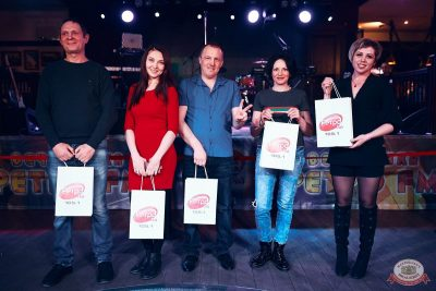 «Вечеринка Ретро FM»: «Комиссар», «Технология», «Размер Project», 30 января 2020 - Ресторан «Максимилианс» Тюмень - 13