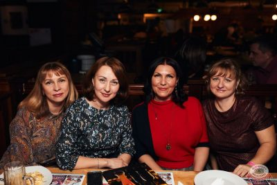«Вечеринка Ретро FM»: «Комиссар», «Технология», «Размер Project», 30 января 2020 - Ресторан «Максимилианс» Тюмень - 36