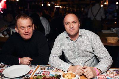 «Вечеринка Ретро FM»: «Комиссар», «Технология», «Размер Project», 30 января 2020 - Ресторан «Максимилианс» Тюмень - 37