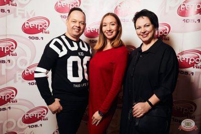 «Вечеринка Ретро FM»: «Комиссар», «Технология», «Размер Project», 30 января 2020 - Ресторан «Максимилианс» Тюмень - 5