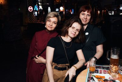 Группа «Биртман», 5 марта 2020 - Ресторан «Максимилианс» Тюмень - 15