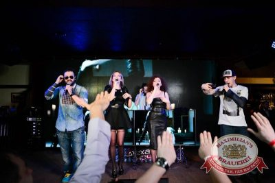 Банд'Эрос, 5 февраля 2015 - Ресторан «Максимилианс» Тюмень - 13
