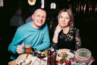 День именинника, 25 марта 2017 - Ресторан «Максимилианс» Тюмень - 37